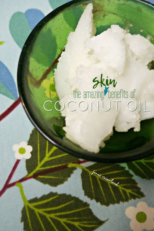Coconut Oil Skin Benefits