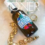DIY Organic Toner Recipe-with Apple Cider Vinegar