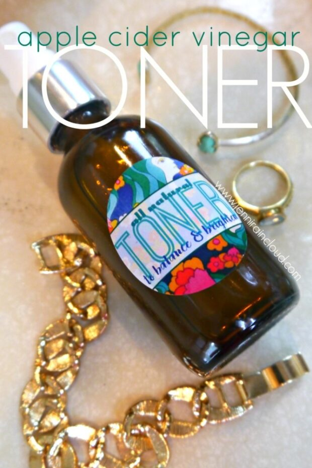 DIY Apple Cider Vinegar Toner