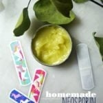 Homemade Neosporin Recipe….