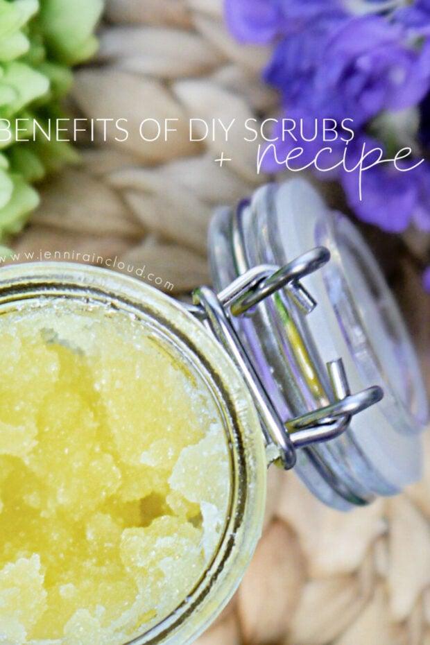 Benefits of DIY Scrubs + DIY Body Scrub