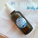 DIY Organic Cleanser Recipe-for Oily Skin.
