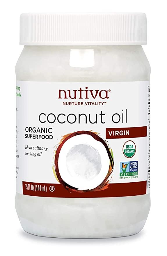 Organic Unrefined Coconut Oil