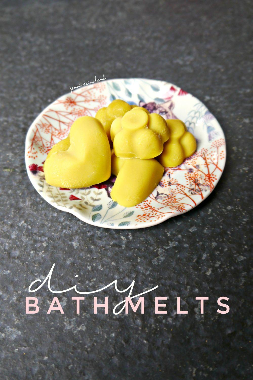 DIY Bath Melts