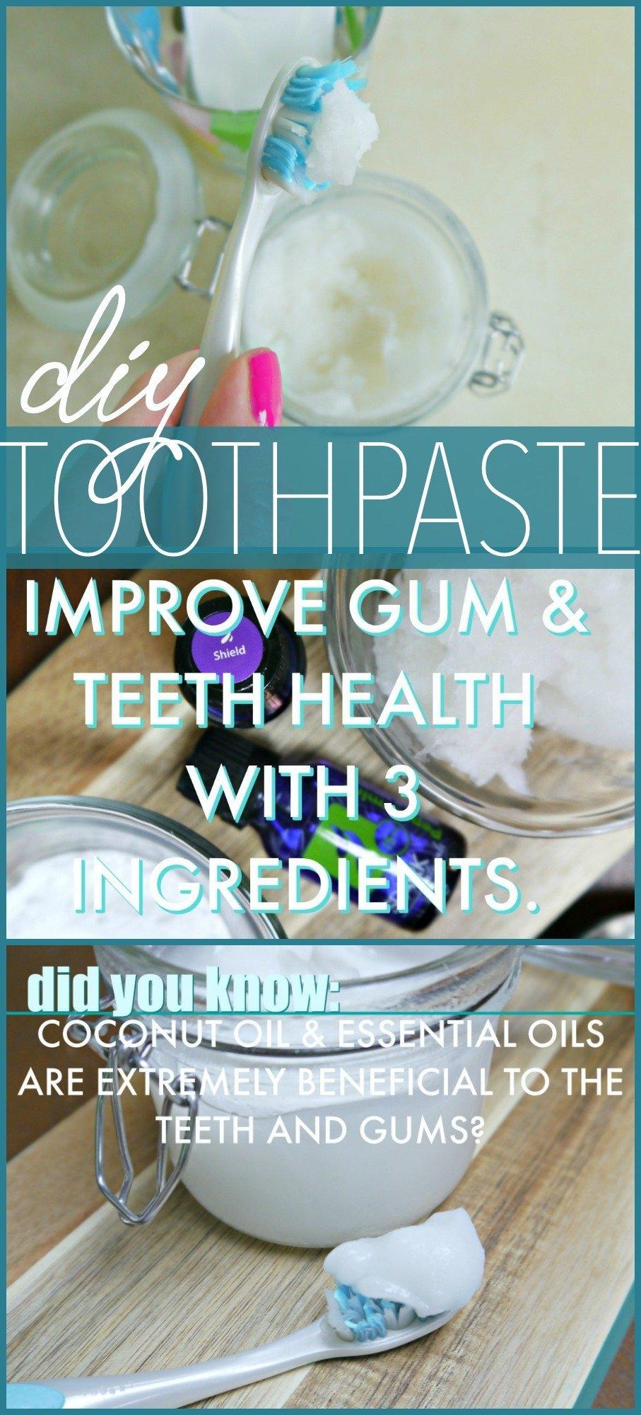 Toothpaste DIY