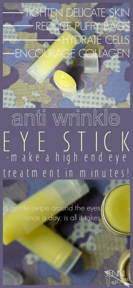Anti Wrinkle Eye Stick DIY