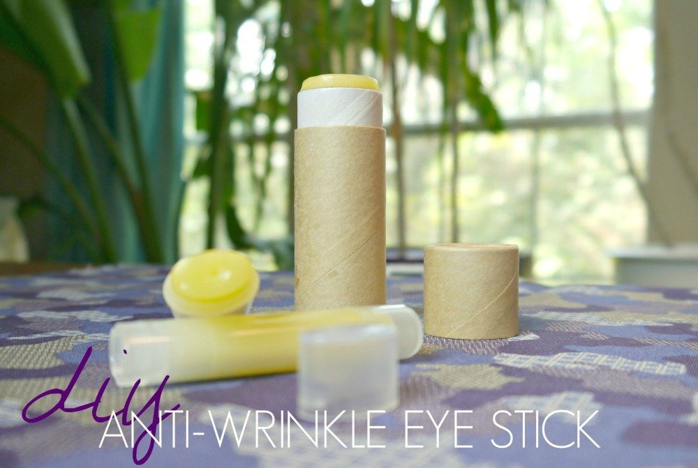 DIY ANTI WRINKLE EYE STICK