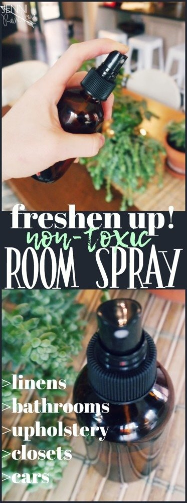 Homemade Room Spray
