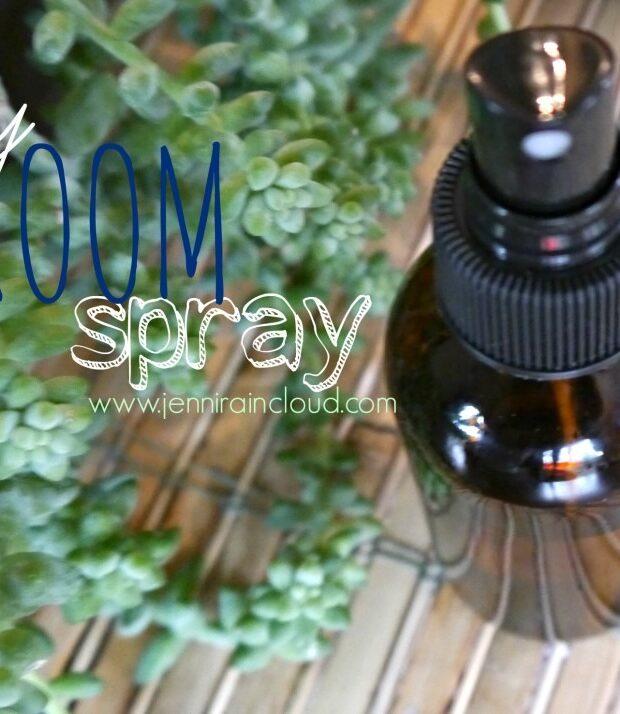 DIY Room Spray