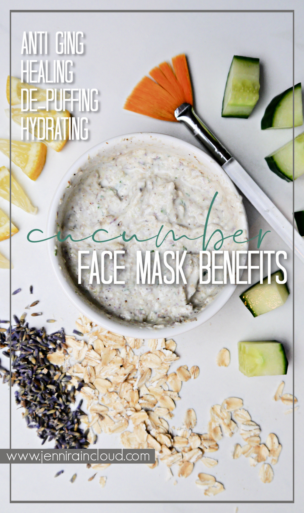 Cucumber Face mask Benefits