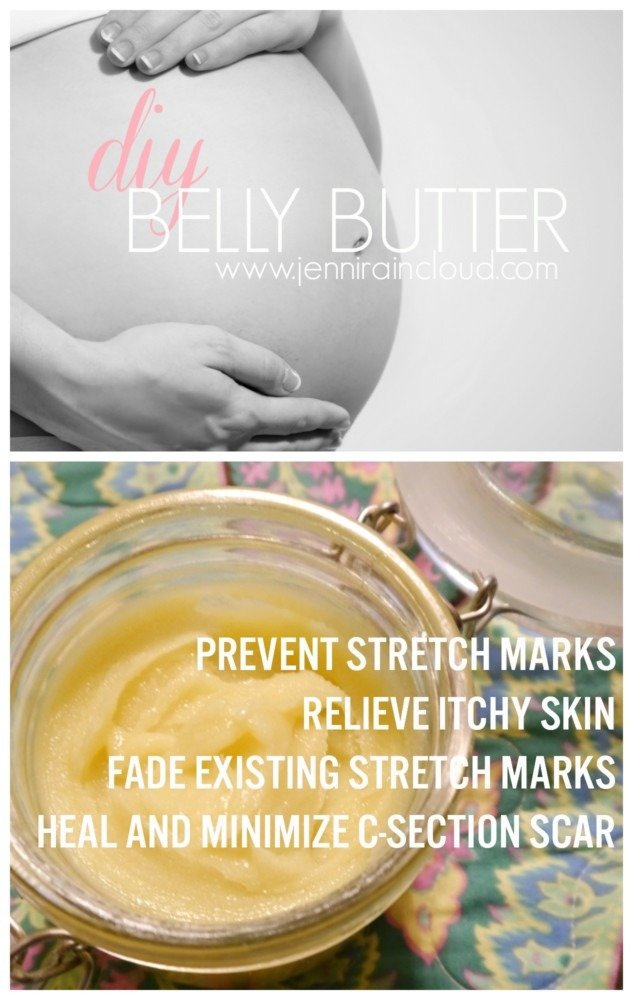 DIY Belly Butter