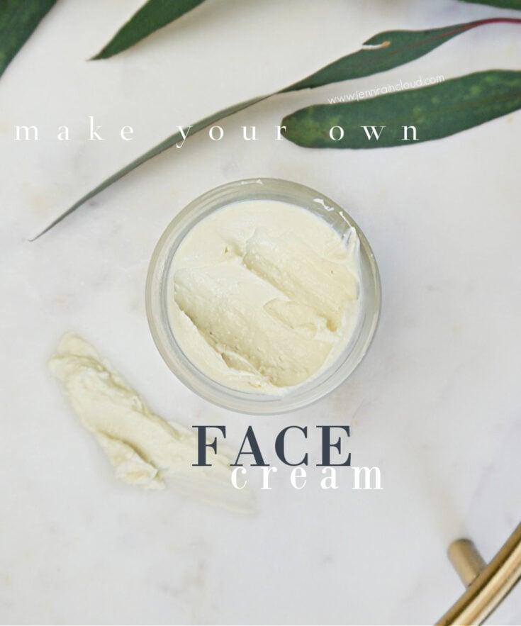 DIY Face Cream