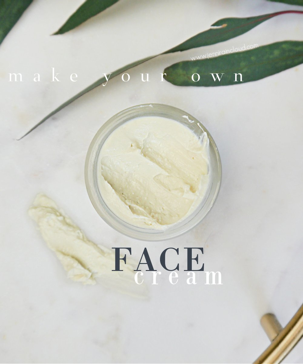 DIY Face Cream