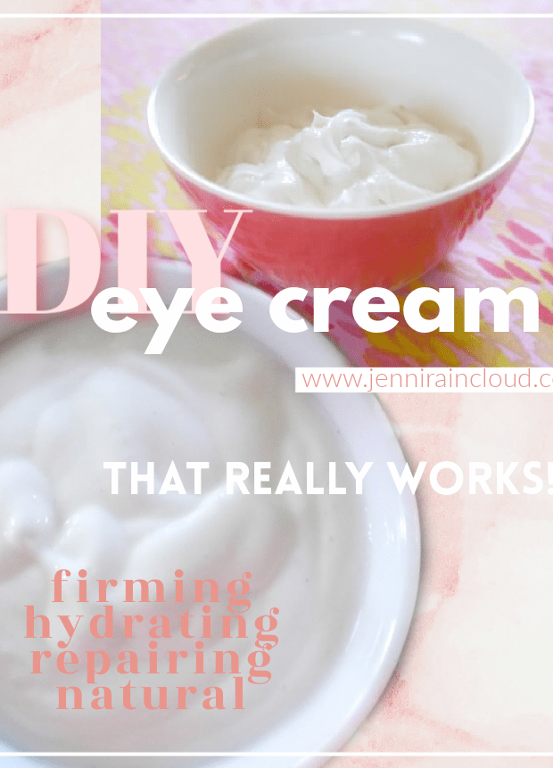 DIY Firming Eye Cream