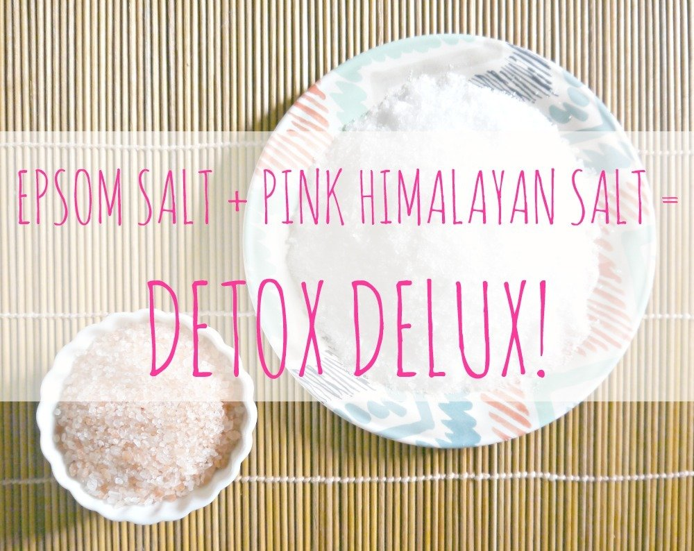 Super Detoxing Bath Soak
