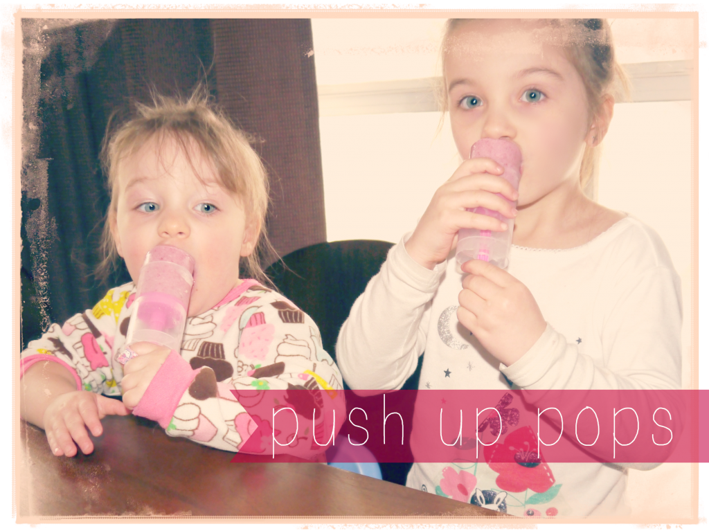 push up pops