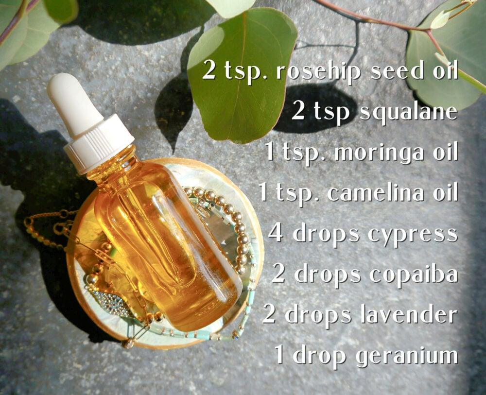 DIY Skin Firming Serum