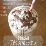 Jenni's Skinny Mocha Frappuccino Alternative!