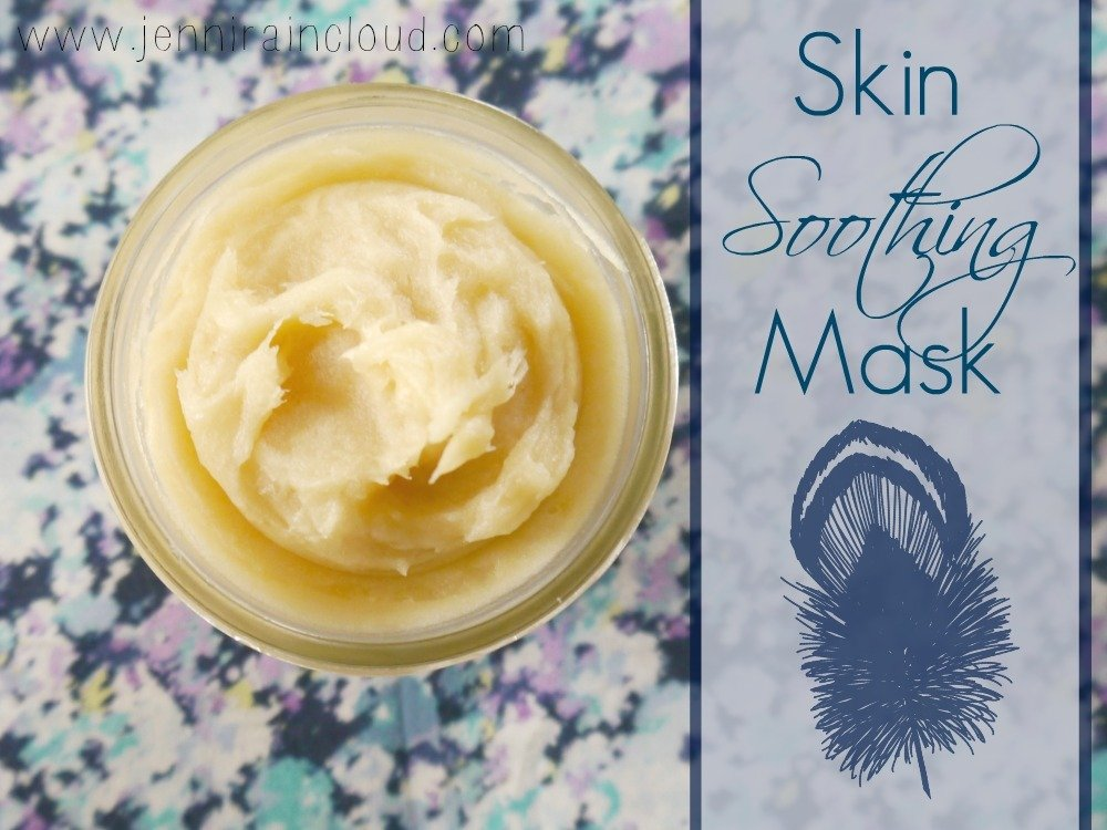 Skin Soothing and Nourishing Mask