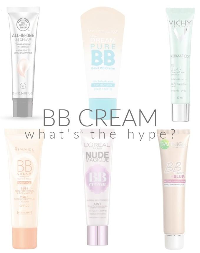 BB Cream Benefits