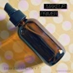 Make Up Primer & Finishing Spray