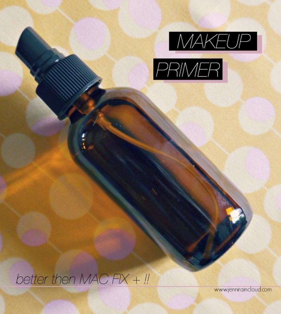 Make Up Primer & Finishing Spray