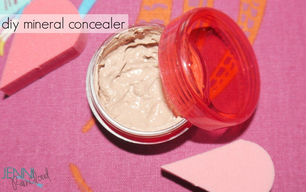 mineral make up concealer