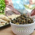 Summer Tapenade…Great for Your Taste Buds and Your Skin!