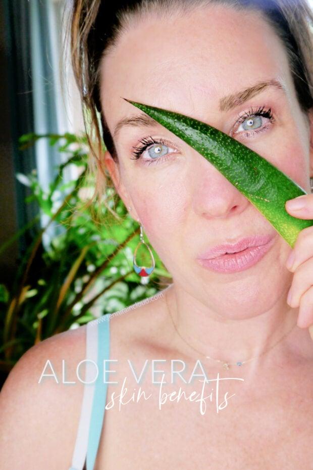 Aloe Vera Skin Benefits