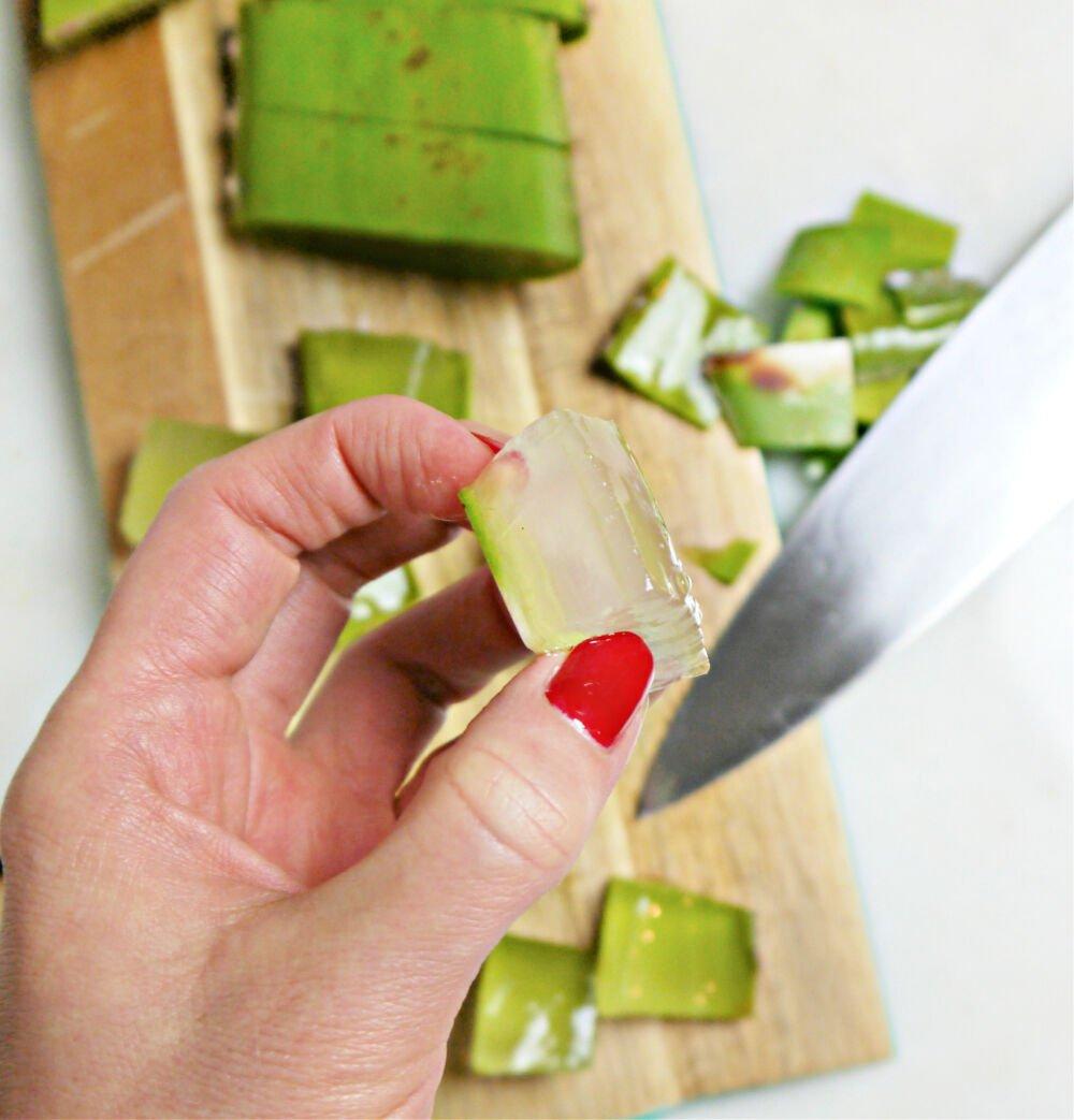 Aloe Vera Skin Benefits & Uses