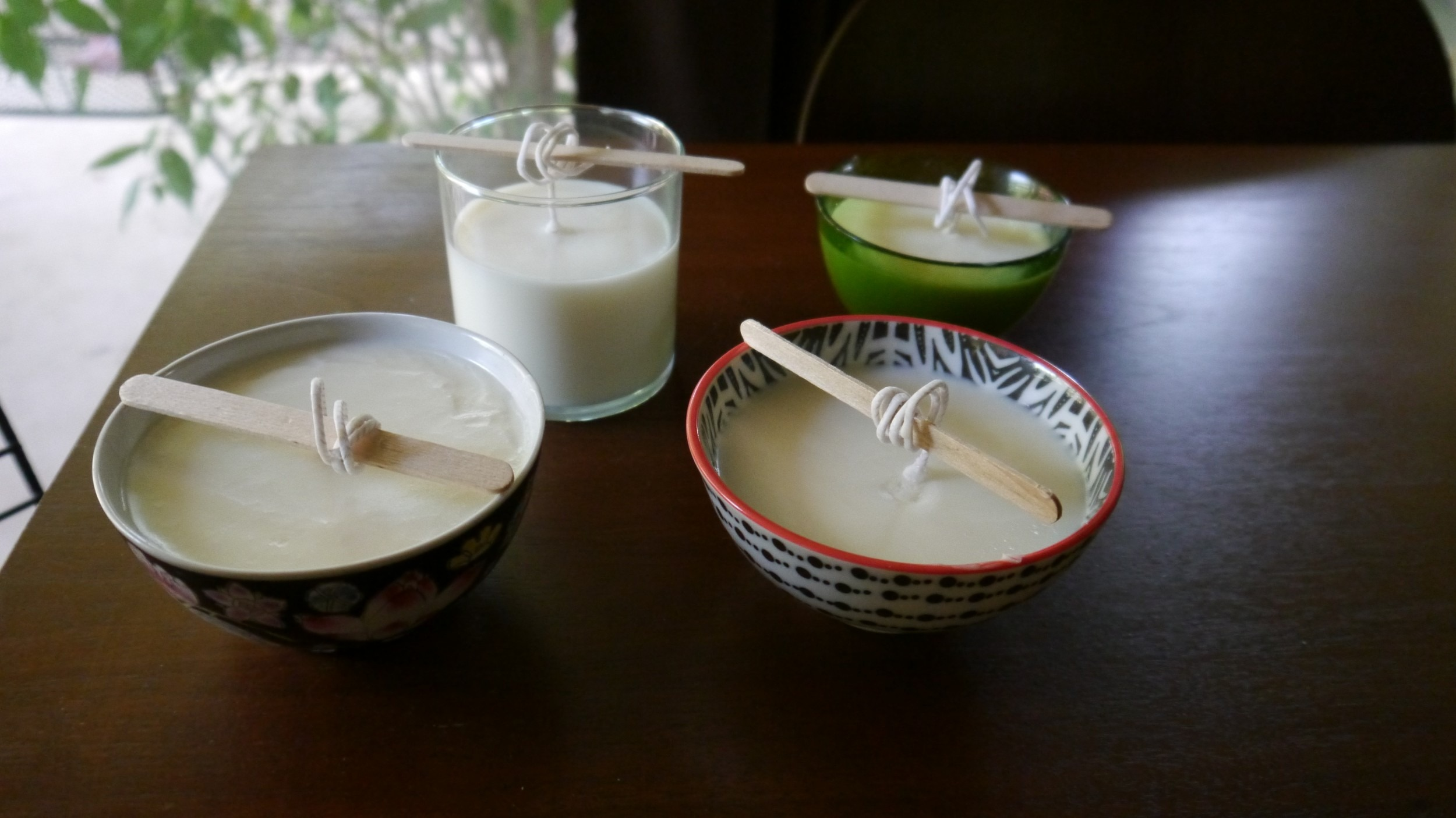 how to make your own soy wax candles