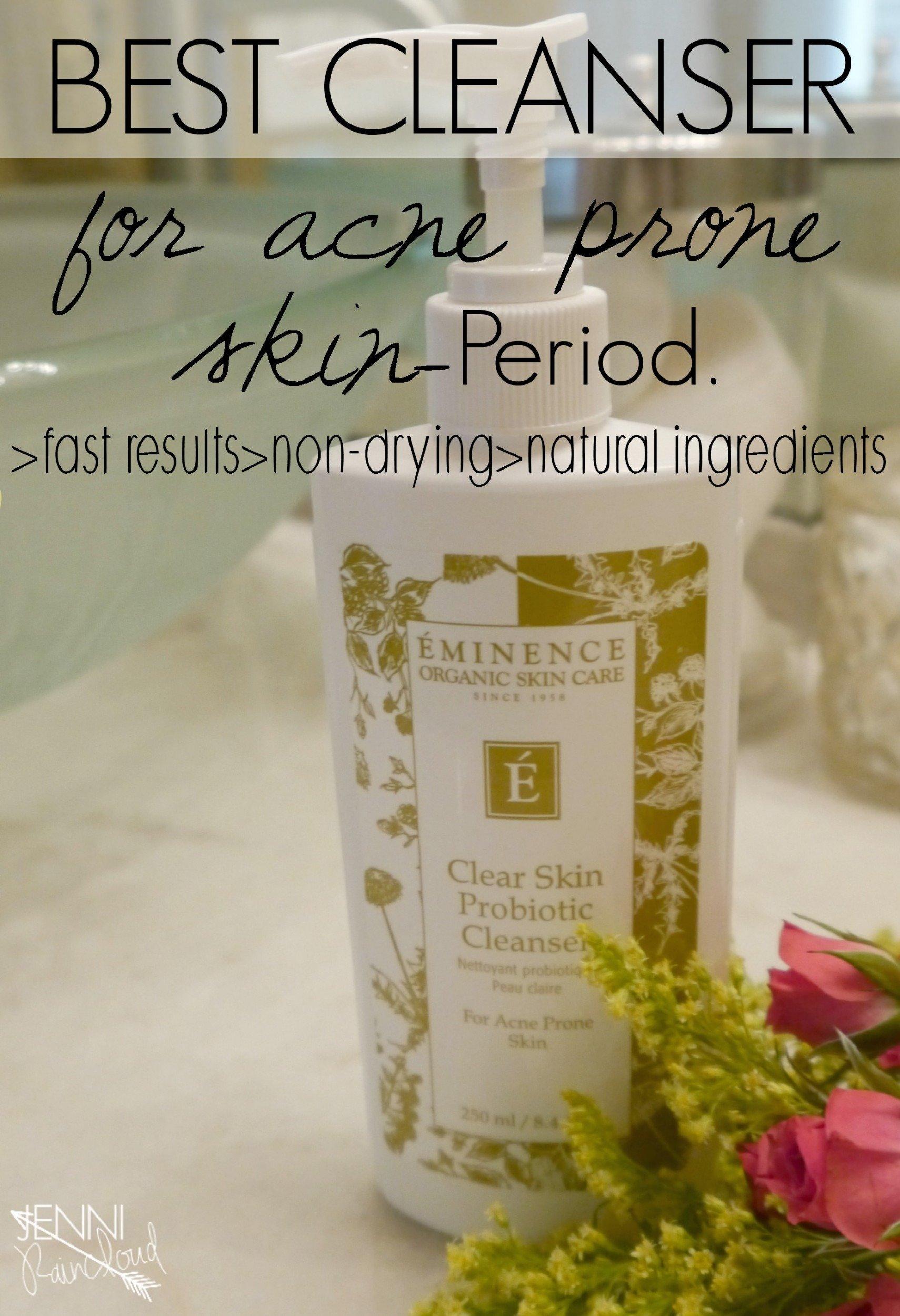 Eminence Probiotic Cleanser