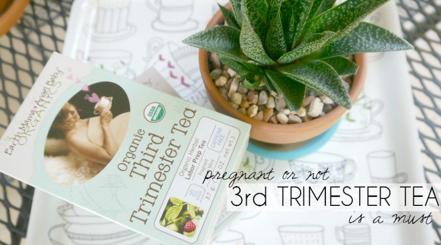 Earth Mama Angel Baby-Third Trimester Tea