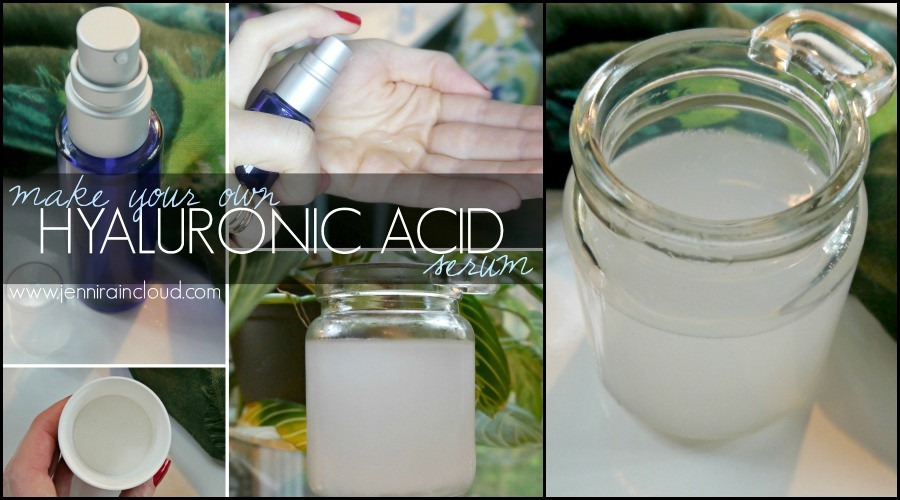 DIY Hyaluronic Acid Serum