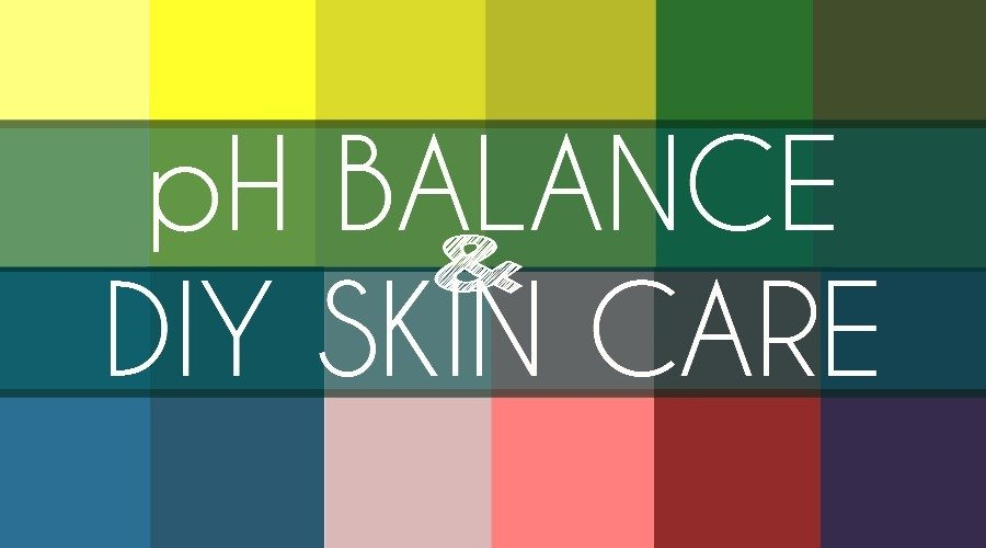 pH Balance and DIY Skin Care