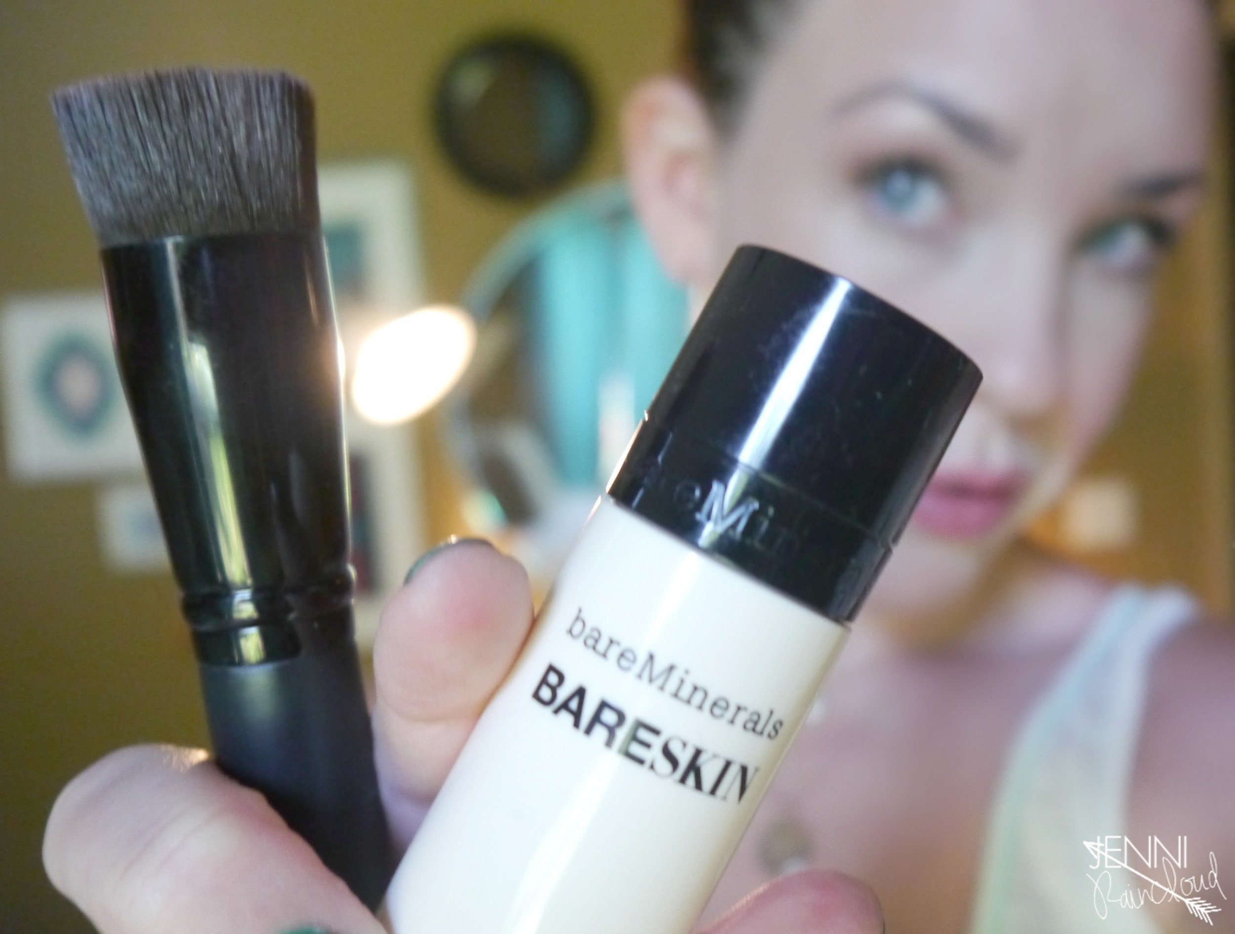 BareSkin Liquid Makeup