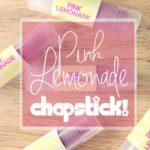 Pink Lemonade Chapstick