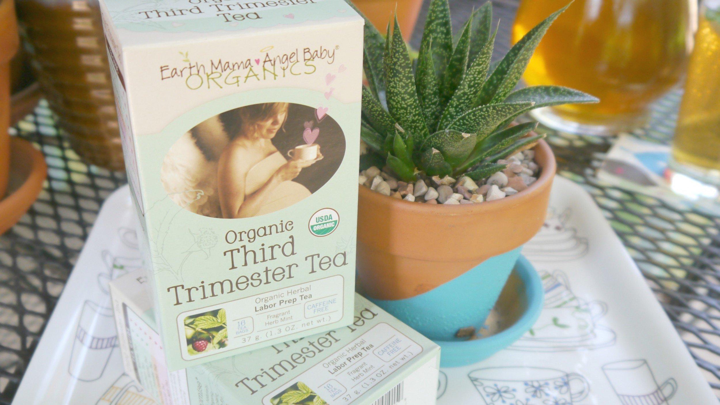 3rd trimester tea 3