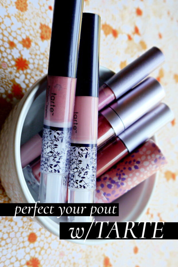 Tarte Lip Product Review