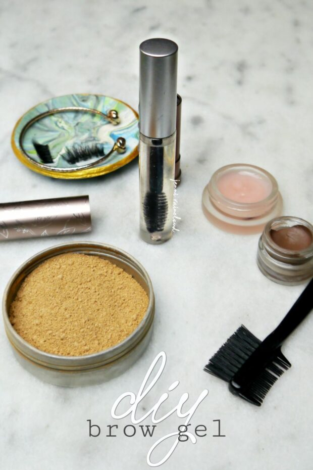 DIY Brow Gel