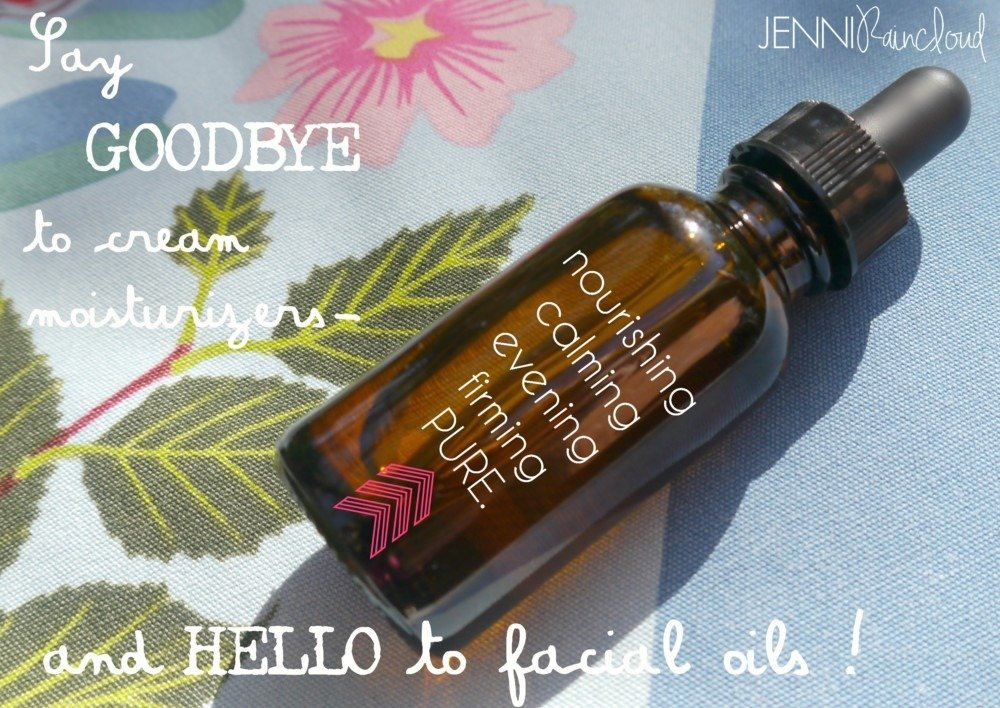 Rejuvenating PURE Facial Oil