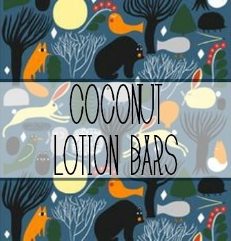 Lotion Bars label