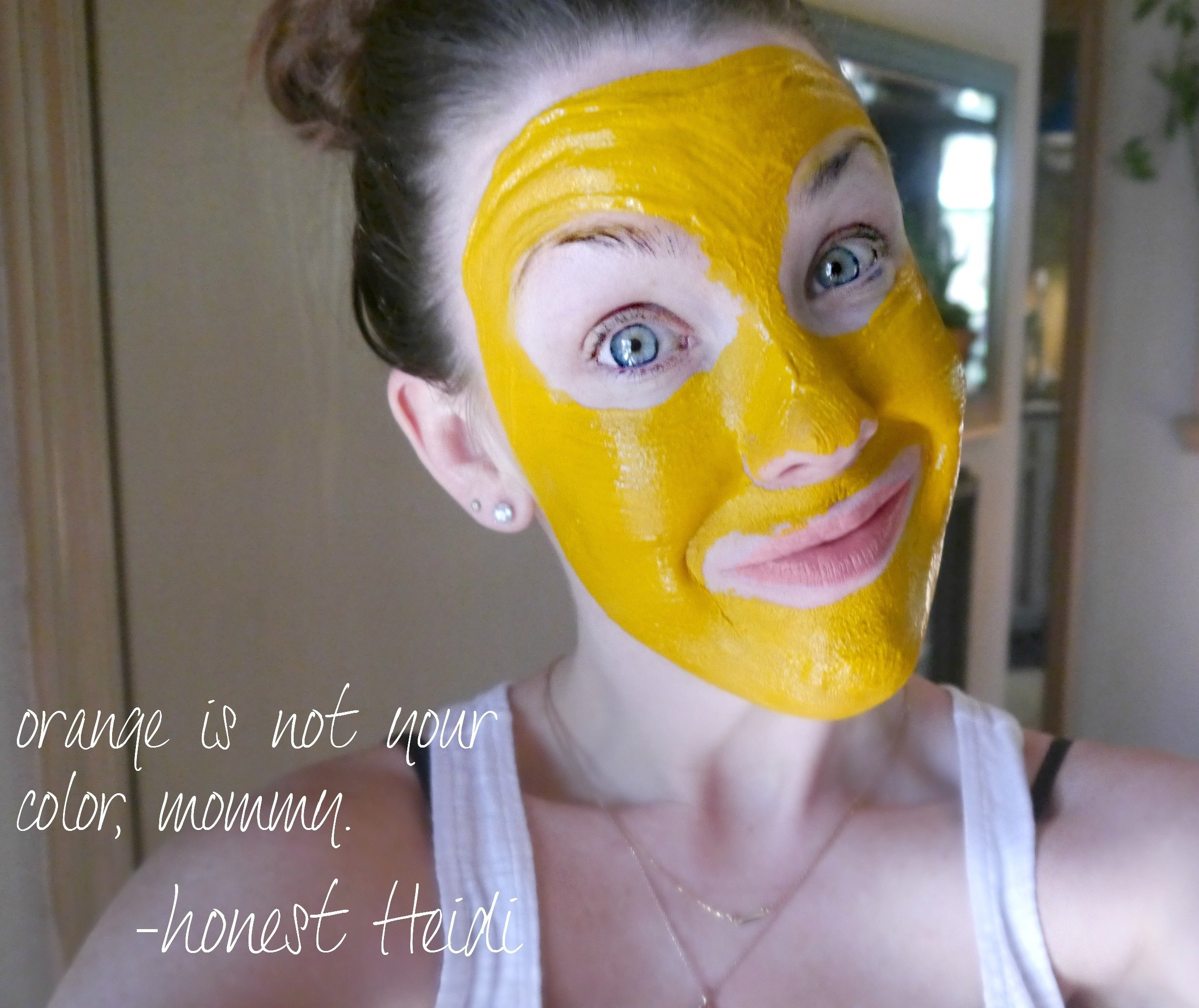 Turmeric/Yogurt Brightening Mask