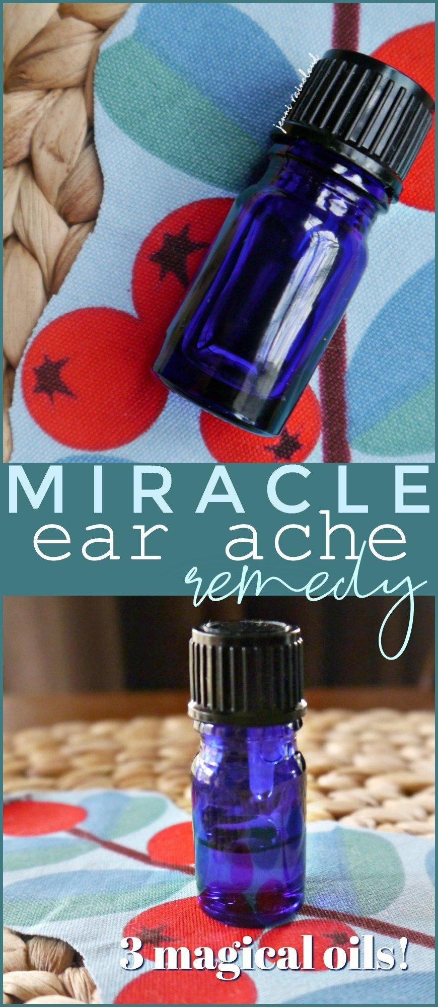 Ear Ache Remedy