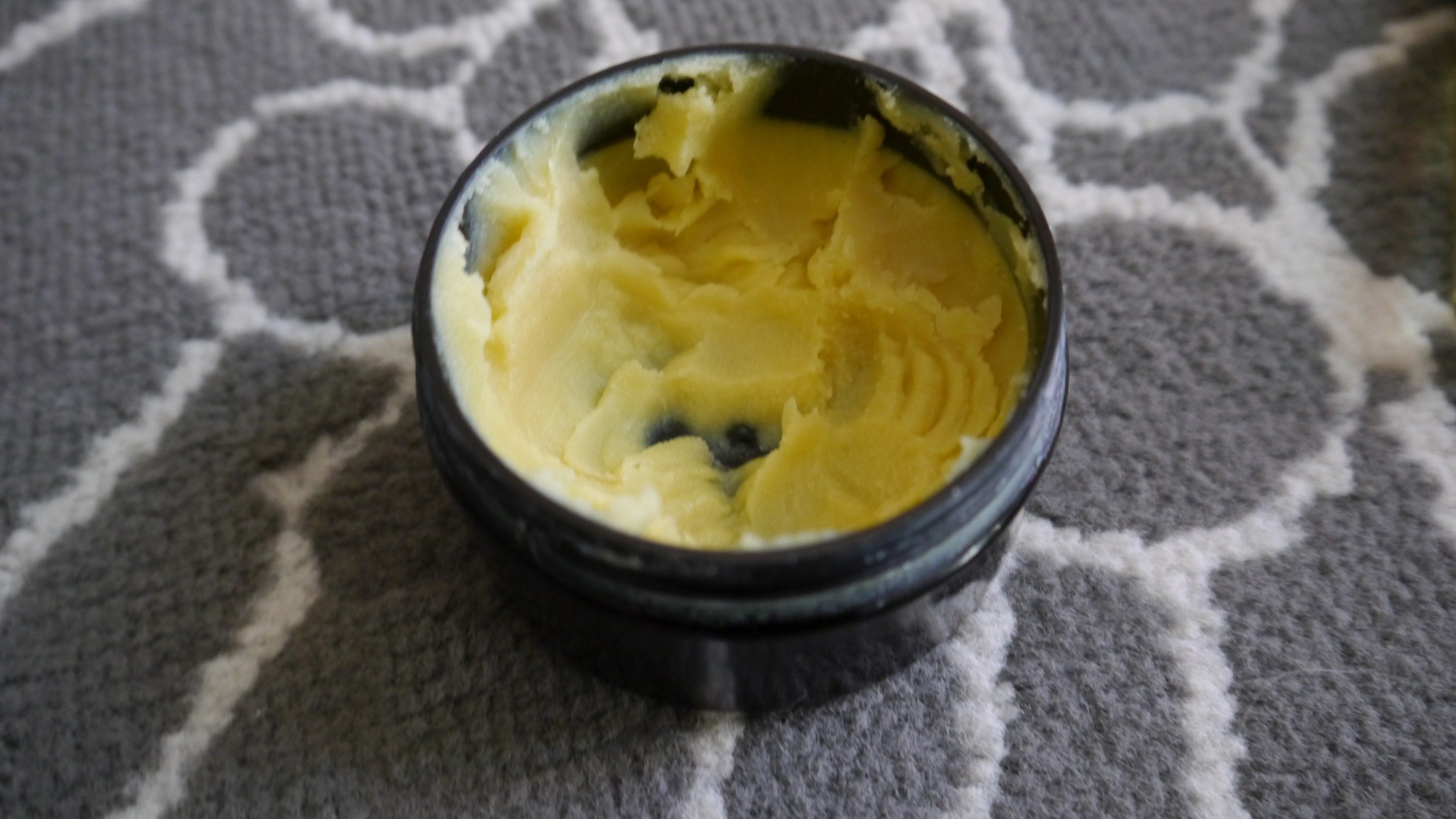 DIY Hair Pomade