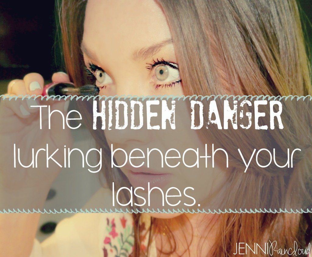 The Scary Fact About Your Lashes…