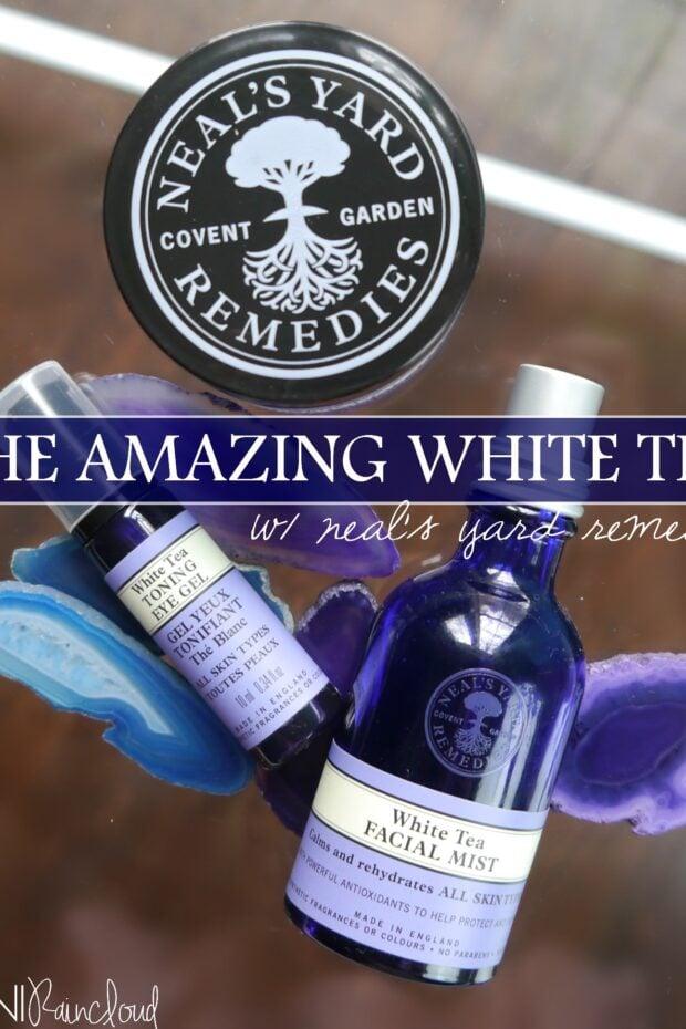 White Tea Skin Benefits