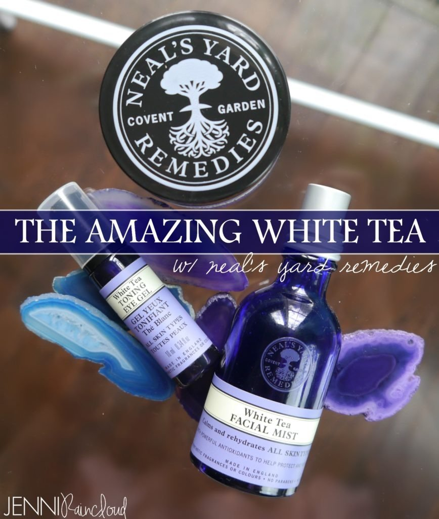 The Benefits of White Tea w/ Neal's Yard Remedies