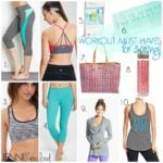 Workout Must-Haves for Spring!