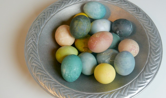 Dye Your Easter Eggs Naturally!